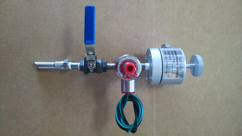olume Regulator and Probe Assembly